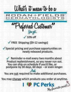 Did you know that Rodan + Fields® was originally launched in the retail setting and purchased by Estee Lauder? Our products were sold in high-end department stores such as Nordstrom, Neiman Marcus, Henri Bendel, and Bloomingdales. After becoming one of the top sellers, these smart and savvy Drs. bought their company back and made the decision to pull it from the retail setting and reintroduce the line through the direct sales channel.