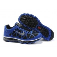 save off 73060 cf466 Hommes Nike Air Max 2011 Netty Noir Bleu