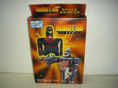 80s vintage taiwan space warrior robot 88 diecast robot 鐵人28 tetsujin 28 from $119.99