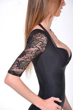 9dae021078208 Passion Lace T-Shape Cami Shaper - Arm Shapewear