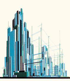 ARCHITECTURAL FANTASIES 1925-1933 Architect-artist Iakov Chernikhov