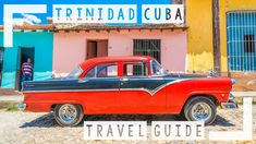 When traveling to Cuba a few nights in the colonial town of Trinidad Cuba is a must. Trinidad Cuba is gorgeous photogenic town, the old part is a UNESCO