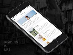 News Reading App