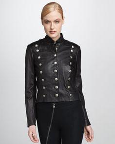 Military jacket. Love.