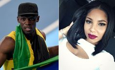 Usain Bolt's Girlfriend Secretly Responds to His Cheating With Her Twitter Likes