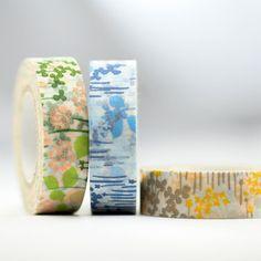 Image of Little Garden Washi Tape