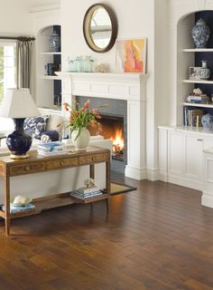 Palmetto Road Hickory shown in Windsor