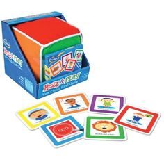 """Roll & Play Board Game: This """"first board game"""" received an outstanding review from us and readers as well. It's perfect for toddlers and young preschoolers, aged 2+."""
