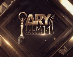 ARY Film Awards 2014 Program Package Award Poster, New Cinema, Golden Design, Graphic Projects, Elegant Logo, Film Awards, Motion Design, Motion Graphics, Film Industry
