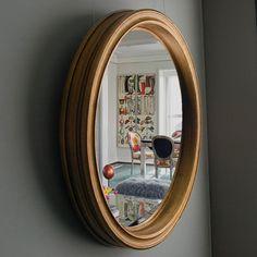 Found it at AllModern - Cruyf Flat Wall Mirror