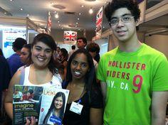 São Paulo, Brazil Salão do Estudante 2013 Fair. http://studyusa.com
