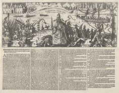 Allegorie op de rol van de de paus in de Gulik-Kleefse kwestie, 1615