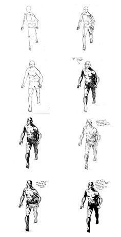 mike mignola's how to draw