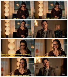 """Remember when I said I couldn't relate to Kara Danvers? Yeah, that's over. I love that she has to confront a lot of emotional fears she's been pretending don't exist now that Mon-El is around and being his fun/sweet/annoying self <3  TV Shows  CW  #Supergirl edit  Season 2  2x12  """"Luthors""""  Kara x Mon-El  #Karamel edit  Kara Danvers  Melissa Benoist  Chris Wood  #DCTV """