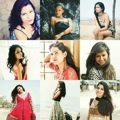 Collage of all #models I shot till date #shayneincphotography #saimakhan #soniabajwa #tabassumkhan #zeludishah #ankitaparmar #namrata #priyanka