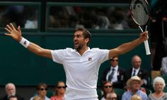 Wimbledon | Marin Cilic takes the long road to renewal and validation = So much of life is richly complicated and counterintuitive. A Wimbledon final represents a new achievement for Marin Cilic, and yet it simultaneously marks a repeat occurrence. Reaching Sunday's championship match at.....