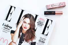 Benefit's Roller Lash Mascara free with ELLE magazine