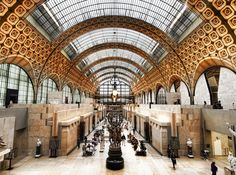 <b>Forget the Eiffel Tower and the Champs-Elysées.</b> Here's where Parisians actually go.