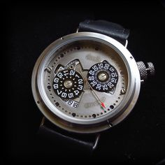 hand made mechanical watch