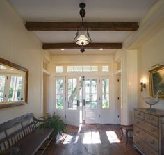 front door exact choice except transome Decor, House Design, House, Interior, Home, Entry Hallway, New Homes, House Interior, Interior Design