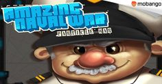 Amazing Naval War - Get ready for a war in the middle of the ocean! Start aiming and shoot the enemy before it shoots you, NOW! Install now: http://www.mobango.com/download-amazing-naval-war-games/?track=Q106X2430&cid=1979775