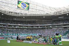 Palmeiras x Santos pela final do Campeonato Paulista de 2015
