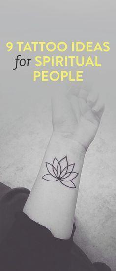 9 tattoo ideas for spiritual people .ambassador