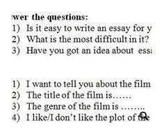 Need help on a Afrikaans Narrative Essay.?