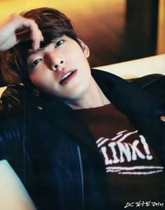 Kim WooBin for Vogue Girl