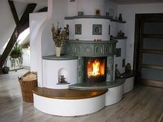 dynamic-picture-free1__194463 Rocket Mass Heater, Recycled House, Stove Heater, Interior And Exterior, Interior Design, Rocket Stoves, Earth Homes, Herd, Rustic Kitchen