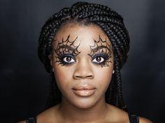 7 Dramatic Makeup Looks That Make Great Halloween Costumes Mac Makeup Looks, Best Mac Makeup, Best Makeup Products, Eye Makeup, Beauty Makeup, Hair Makeup, Hair Beauty, Great Halloween Costumes, Cool Halloween Makeup