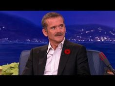 Space And Astronomy Chris Hadfield Tells Conan O'Brien What Happens to Underwear in Space - Chris Hadfield, Online College Degrees, Tv Shows Funny, Make Em Laugh, Space And Astronomy, Smart City, Outer Space, Cool Cats, Lust