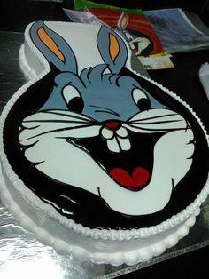 Cartoon Bunny cake - Kids cakes in chennai, Cake ParK