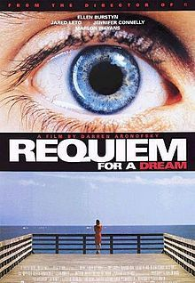 requiem for a dream is a 2000 drama film directed by darren aronofsky, based on the novel of the same title by hubert selby, jr. starring ellen burstyn, jared leto, marlon wayans and jennifer connelly. Marlon Wayans, Jennifer Connelly, Jared Leto, See Movie, Movie Tv, Movie Gifs, Movie Songs, Comedy Movies, Soundtrack