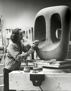 Peter Jensen: Barbara Hepworth's inspired