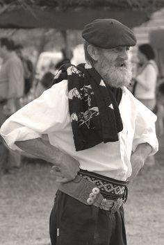 well-seasoned gaucho | zeigen was