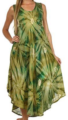 Sakkas Starlight Caftan Tank Dress / Cover Up - http://darrenblogs.com/2016/05/sakkas-starlight-caftan-tank-dress-cover-up/
