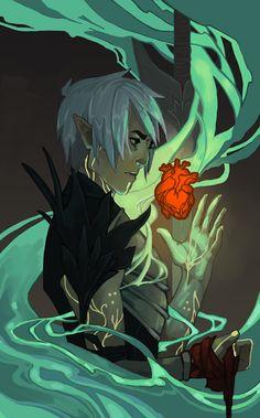 Fenris. Dragon Age: II