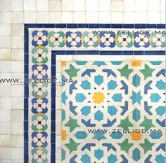 Dazzle 1-14 mosaic field tile - moroccan mosaic tile | Bathroom ...