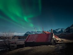 A winter in Iceland on Behance