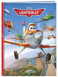 Lentsikat (Satuklassikot) -kirjan huima seikkailu lennättää sinut Dustyn mukana ympäri maailmaa!. Dusty on reipas pienkone, joka haaveilee maailmanlaajuisiin lentokisoihin osallistumisesta. Ystäviensä avulla se harjoittelee ahkerasti ja pääsee kuin pääseekin kisaamaan ilmojen mestaruudesta. Vaan kuinka käy kisoissa, joihin osallistuu taitavia, isoja ja ärhäköitäkin lentokoneita?