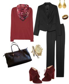 """Back To Work"" by juli67 on Polyvore"