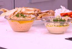 Μα τι χούμους - Ο Άκης Πετρετζίκης φτιάχνει χούμους με αραβικά πιτάκια για τη μέση - Κεντρική Εικόνα
