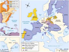 May 15, 1756: The Seven Years War begins