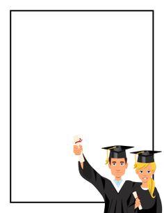 Graduation Border 6