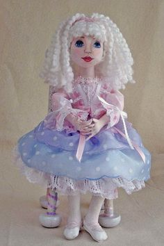 Image detail for -free doll patterns free cloth doll patterns crochet doll patterns doll ...