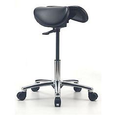 Petite Dental Seating Saddle Stool