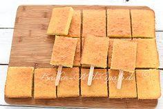 Kucheneis am Stiel - Rezept