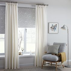 Blind, curtain combination. Video to make using a blind kit https://www.youtube.com/watch?v=vkKkFNyD6kA