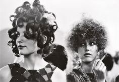 Solange PODELL, Paris, coiffures rock, 1967